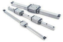 linear ball guide 5 m/s, 128 500 N | LLR SKF Linear Motion