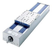 linear drive unit with ball screw drive DELTA 110-SSS Series ALFATEC