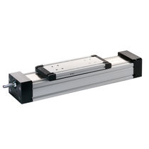 linear drive unit with ball screw drive 50 - 80 mm, max. 6 000 N | RK DuoLine S RK Rose+Krieger