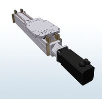 linear drive unit with ball screw drive  Tecno Center
