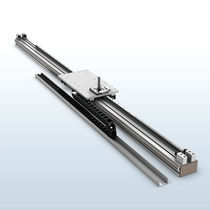 linear drive unit with rack and pinion drive  Tecno Center