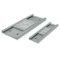linear guide rail max. 18 lb, 17 - 80 mm | LPM series PBC Linear