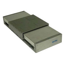 linear motor driven single-axis positioning stage 125 - 750 mm, max. 3 m/s | LINEAX-8 NUTEC