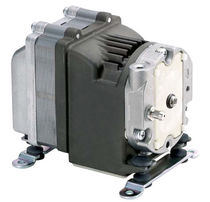 linear piston compressor (stationary) max. 2.5 l/min, 0.8 bar | DAH 105 Nitto Kohki Deutschland