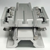 linear roller guide max. 10 ft/s | EL300 series LM76 Linear Motion Bearings