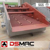 linear vibratory screener for crusher charging 20-170t/h | ZS series Zhengzhou Dingsheng Engineering Technology Co., Ltd.