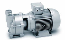 liquid ring vacuum pump max. 600 m3/h, 33mbar | GS ZB series EDUR Pumpenfabrik