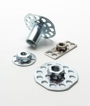 load bearing nut M4 - M12 bigHead Bonding Fasteners