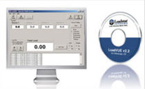 load cell measurement software LoadVUE  Loadstar Sensors