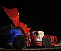 load haul dumper (LHD) 21 000 kg | LH621 Sandvik Mining and Sandvik Construction