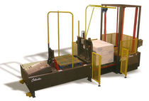 load transfer station with pallet dispenser max. 4 000 lb | LTS PD Columbia Machine, Inc.