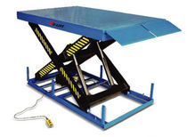 loading dock lift table max. 5 000 kg | TL5000 HU-LIFT