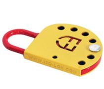 lockout hasp  CASTELL SAFETY INTERNATIONAL