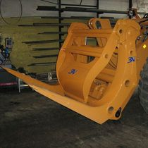 log loader grapple  Trevi Benne