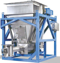 loss-in-weight feeder for powders and granulates max. 200 000 lb/h | 403 series Acrison