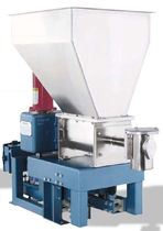 loss-in-weight feeder for powders and granulates 1 - 1 000 lb/h | 407 series Acrison