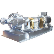 low flow / high pressure centrifugal pump max. 80 m³/h (352 gpm), max. 160 bar (2 320 psi) | Combitube RUHRPUMPEN