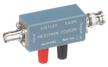low impedance sensor coupler 22 - 30 VDC, 4 mA | 5108A KISTLER