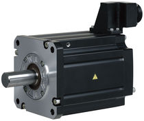 low inertia AC brushless electric servo motor 7 - 9 kW | HF-JP Series MITSUBISHI ELECTRIC EUROPE