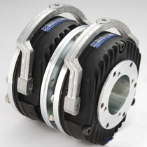 low noise electromagnetic safety brake for elevator and stage drives 60 - 960 N.m | ABD series CHAIN TAIL CO., LTD.