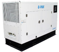 low noise hydraulic power unit max. 70 gpm (265 l/min) | HT150DQV Hydra-Tech Pumps