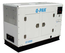 low noise hydraulic power unit max. 15 gpm (57 l/min) | HT30DQV Hydra-Tech Pumps