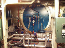 low NOx gas burner  Hamworthy Combustion