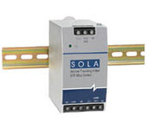 low-pass harmonic filter with surge protection max. 45 kA, 120 - 240 V | STFE Elite series SolaHD