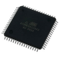low-power microcontroller  Atmel