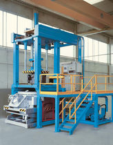 low pressure die casting machine  Foundry automation
