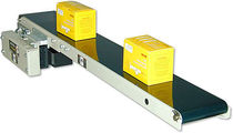 low profile belt conveyor max. 630 lbs, max. 360 ft/min | 250 series QC Industries