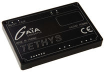 low-profile isolated DC/DC converter 3.3 - 72, 30 W | TETHYS 30W series GAÏA CONVERTER