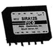 low-profile isolated DC/DC converter 8 W, 3.3 - 100 V DC | SIR Series Pico Electronics