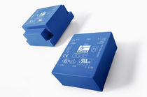 low profile PCB transformer 2 - 52 VA | FL series Block Transformatoren-Elektronik