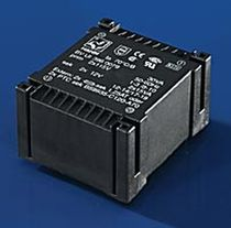 low profile PCB transformer max. 30 VA, 6 - 24 V | UI 39 series HAHN - Elektrobau GmbH