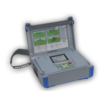 low resistance digital micro-ohmmeter 0.1 μΩ - 2000 Ω, max. 10 A | MI 3250 METREL