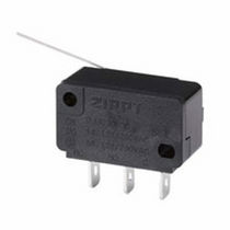 low torque miniature snap-action switch 1 - 5 A, 125 - 250 V | CNR series Zippy Technology Corp