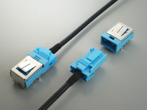 low-voltage differential signaling (LVDS) cable connector MX48 series  Japan Aviation Electronics Industries