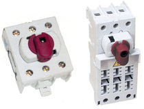 low-voltage rotary power switch 16 - 160 A | SM, SMB series GHISALBA