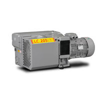 lubricated rotary vane vacuum pump max. 245 m³/h | LC.205 DVP Vacuum Technology