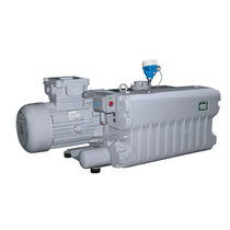 lubricated rotary vane vacuum pump 48 - 792 m3/h, 0.5 mbar | Ex series P.V.R.
