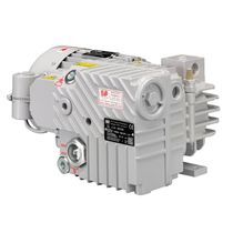 lubricated rotary vane vacuum pump max. 24 m³/h | LC.20 DVP Vacuum Technology