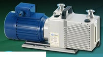lubricated rotary vane vacuum pump max. 194 m3/h, 24 mbar | V2-10 Highlight Technology Corp.