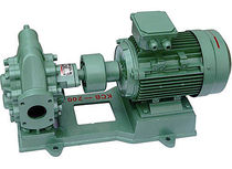 lubrication gear pump 1.1 - 100 m³/h | KCB series Shanghai Pacific Pump Manufacture Co.,Ltd