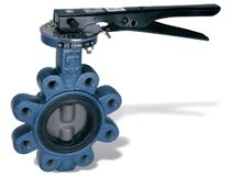 lug butterfly valve DN 40 - 600 | POLARIS&reg; EFFEBI