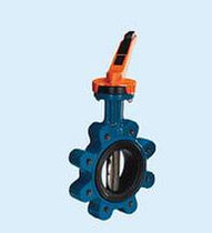 lug butterfly valve DN 40 - 2 000, PN 16 Zuercher Technik