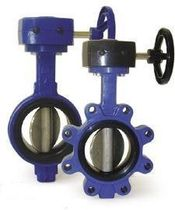 lug butterfly valve 2&quot; - 24&quot; | DBV - WF series Dorot Control Valves