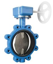 lug butterfly valve DN 40 - 1 200 | BV12 Belven nv