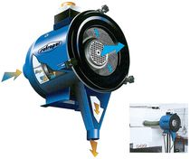 machine mount centrifugal oil mist collector 0.75 - 1.5 kW, 800 - 1200 m3/h | HP SERIES SOFRAPER