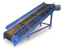 magnetic belt conveyor 0.1 - 250 t/h | KSMB Research & Production Association «ERGA»